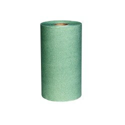 Bowcare 1 Ply Green Roll Towel 20cm