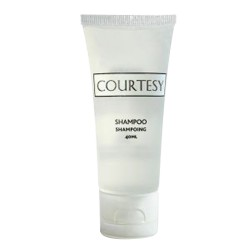 Courtesy 30ml Shampoo and Conditioner Tubes
