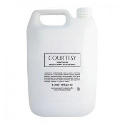 Courtesy Luxury Hand Wash refill