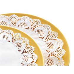 Lace Tray Papers 25x37cm