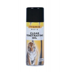 Clear Penetrating Oil