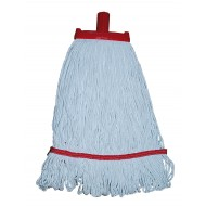Bowcare Hygiene Prairie Mop head Red