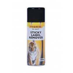Sticky Label Remover