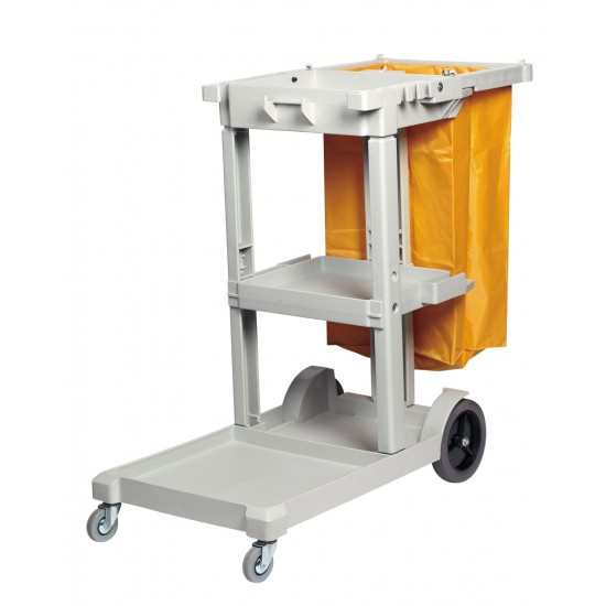 Bowstar Cleaning Trolley With Bag
