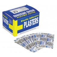 Blue Plasters Assorted Refill Pack