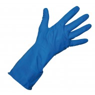 General Purpose Rubber Gloves Small Blue