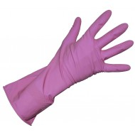General Purpose Rubber Gloves Small Red