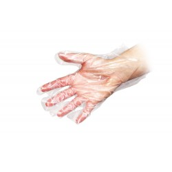 Polygloves Clear One Size