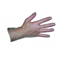 Vinyl Gloves Powder Free Clear Large