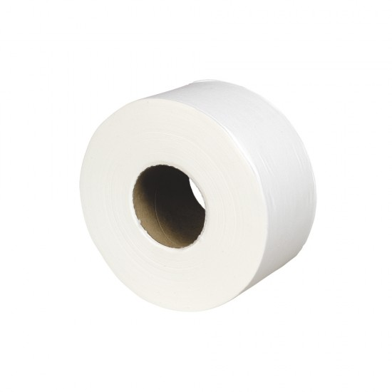 Bowcare 2 Ply Mini Jumbo Toilet Tissue 76mm Core
