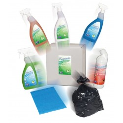 Bowcare Janitorial Sample Pack