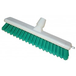 16'' Hygiene Broomhead Green