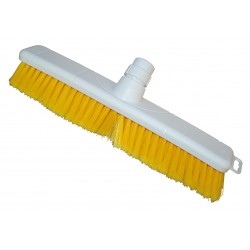 16'' Hygiene Broomhead Yellow