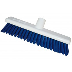 12'' Hygiene Broomhead Soft Blue