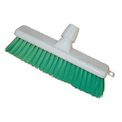 12'' Hygiene Broomhead Soft Green