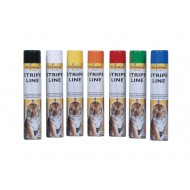 Line Marker Paint Yellow