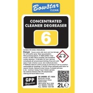 Bowstar Concentrated Cleaner Degreaser