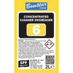 BowstarEco Cleaner Degreaser Concentrate