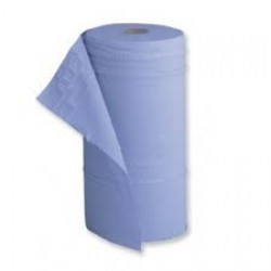 "Bowcare 2 Ply Hygiene Roll Blue 10"" (25cm)"