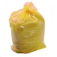 Yellow 15kg Refuse Sack