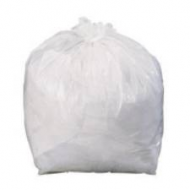Pedal Bin Liner White High Density 28x43x45.5cm