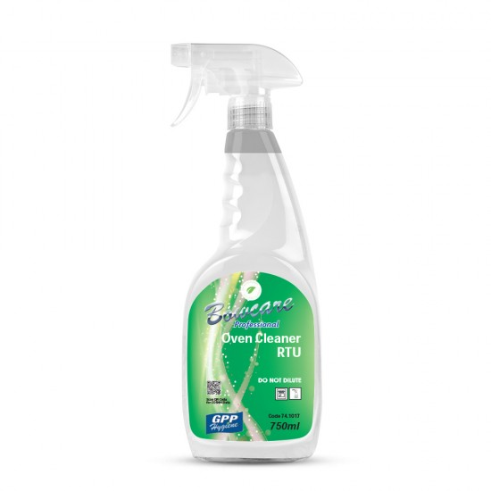 Bowcare Oven Cleaner Spray