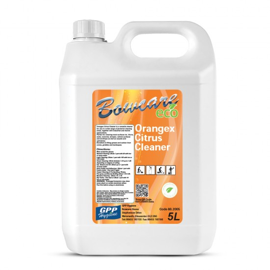 BowcareEco Orangex Concentrate Cleaner
