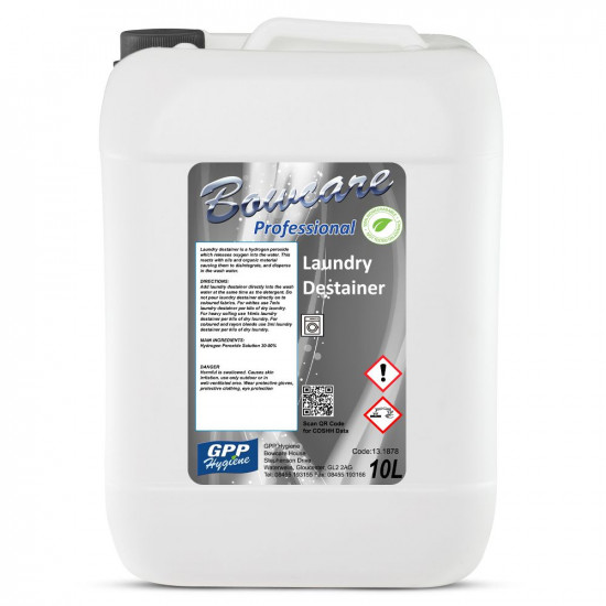 Bowcare Laundry Destainer