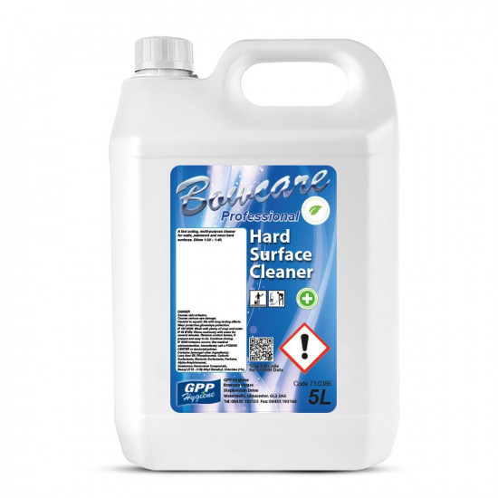 Bowcare Hard Surface Cleaner