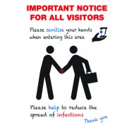 A2 Covid-19 Important Notice For All Visitors