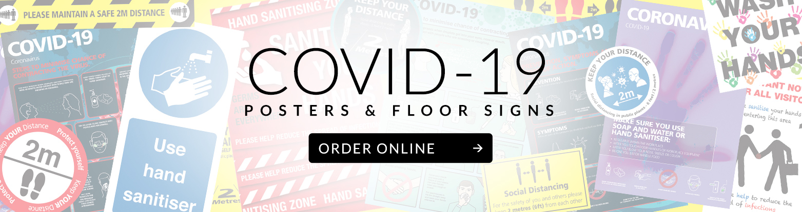 Covid-19-posters-floor-stickers